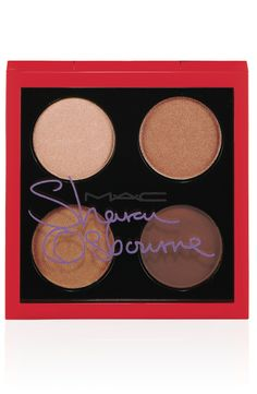 M.A.C. Cosmetics x Sharon Osbourne Duchess: Eye Shadow x4