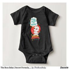 The Boss Baby | Secret Formula, Never Grow Up!