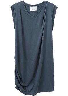 3.1 Phillip Lim asymmetrical draped dress