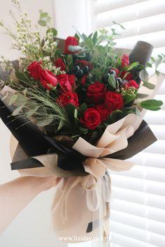 프로포즈 꽃다발 이벤트 Only Rose 10 _ Designed by Liziday 서울 사당역 이수역 꽃집 리지데이 안녕...