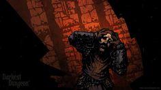 Darkest Dungeon themed wallpaper for desktops, 287 kB - Eetu Cook