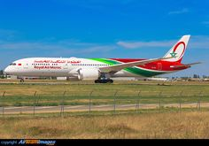 Paris Airport, Boeing 787 9 Dreamliner, Airplanes, Aviation, Aircraft, Commercial, Planes, Royal Air Maroc, Airplane