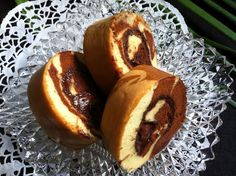 Marble Swiss Roll Cake..Kek Gulung Marble