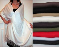 Women's Shawls for Dresses -Every woman loves accessories and ranking high on her list of favorite accessories are shawls and scarves. Women have a passion for soft heavenly scarves around their neck in beautiful colors for all seasons. It sure makes a style statement and most women are innately stylish.