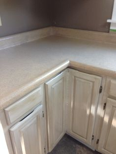 The Daich Coatings (Beauti Tone By TechStone Or Spreadstone) Countertop  Refinishing Kit In Ivory. Close Up That Shows The Orange Peel Tu2026   Kitchens    Pinteu2026