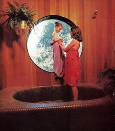 Moon to Moon: Vintage Home: Planning & Remodling Bathrooms 1975