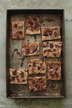 The Pool   Food and home - Raw cookie dough bars