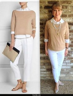 Clothing Styles for Women Over 50 | Style Savvy DFW | My Style ... StyleWu