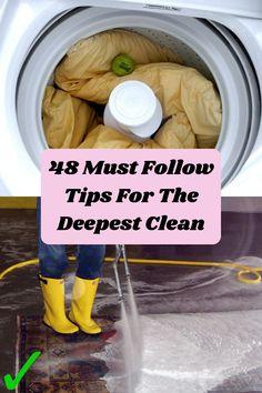 #Must #Follow #Tips #Deepest #Clean