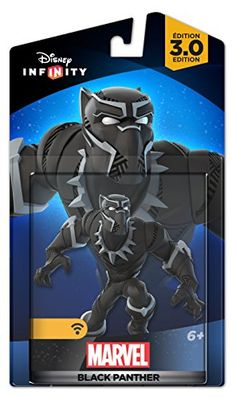 dfe4e1ba42a Disney Infinity 3.0 Edition  MARVEL S Black Panther Figure     Check out  the image
