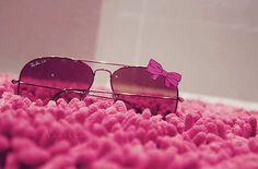 pink Ray-Bans
