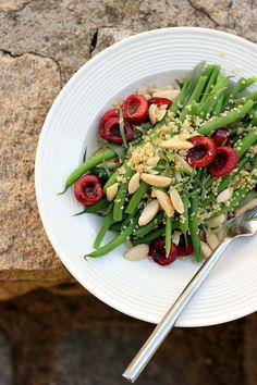 Green Bean, Quinoa, & Tarragon Salad