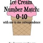 We've created an ice cream math file folder game that focuses one-to-one correspondence of numbers from 0-10.  This file folder game is perfect for...