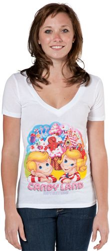 Candy Land Shirt- ANNA we need these for her partyyy!!!! Ahh!!