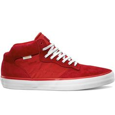vans piercy otw red