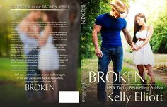 """*****COVER REVEAL***** Full cover of """"Broken"""" - new upcoming book by Kelly Elliott Author - release date November 19th 2013  https://www.facebook.com/photo.php?fbid=10151921533018960&set=a.10151921102413960.1073741829.784053959&type=1&theater BY http://www.pinterest.com/sresc/"""