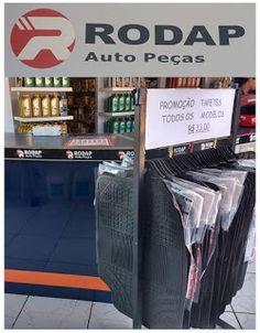 BLOG DO MARKINHOS: Promoção de tapetes na Rodap Auto Peças de Manoel ...