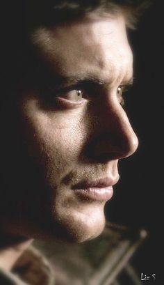 Simon Said - (Lighter edit) (Liz S edit) Supernatural Baby, Hopelessly Devoted, Under My Skin, The Real World, Dean Winchester, Jensen Ackles, Season 2, Lighter, Beautiful Men