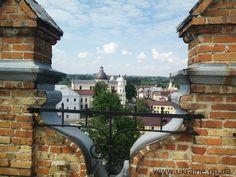 Замок Луцк
