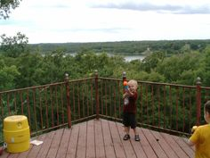 Nick on the deck of our vacation home in Turner Falls Turner Falls, Family Vacations, Deck, Outdoor Decor, Home, House, Family Activity Holidays, Decks, Ad Home