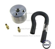 VW 09G Transmission Performance Cooler Bypass Adaptor It Lowers the Trans Temp  #TransmissionPartsNow