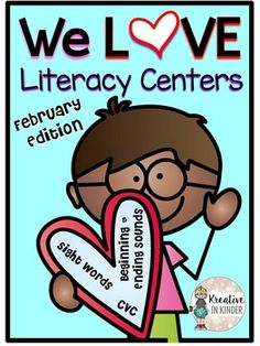 February Literacy Ce