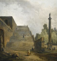 1000 Images About Hubert Robert On Pinterest Robert Ri