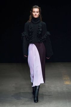 The best looks from Phillip Lim 3.1, straight off the runway. Click for more Fall 2014.