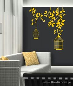first home decor Tree Wall Painting, Simple Wall Paintings, Creative Wall Painting, Creative Wall Decor, Creative Walls, Cute Room Decor, Home Wall Decor, Diy Wall Art, Bedroom Wall Colors