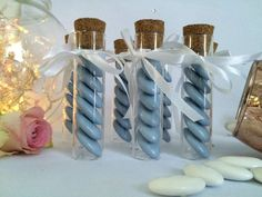 12pcs GLASS TEST TUBE WITH CORK STOPPER WEDDING FAVOUR BABY SHOWER  PARTY FAVOUR  | eBay