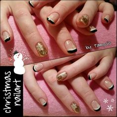 Christmas nailart by Tampsi's