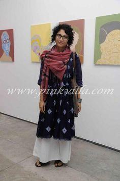 Kiran Rao at the Chemould art gallery anniversary
