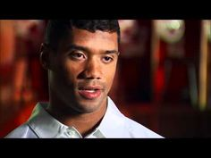Russell Wilson Plays On - Following in Father's Footsteps - YouTube Russell Wilson, 12th Man, My Passion, Role Models, Super Bowl, Plays, Champion, Interview, Father