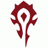 World of Warcraft Horde PvP Logo Vector Download