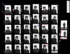 Contact Sheet Print: James Dean – Magnum Photos #photography #art