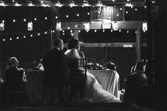 Belcroft Estate reception inside barn under vintage lights photo by Vaughn Barry Photography - Barrie, Muskoka Barn Wedding Venue, Rustic Wedding, Best Barns, Place To Shoot, Vintage Lighting, Destination Wedding Photographer, Fall Wedding, Wedding Decorations, Reception