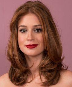 Marina Ruy Barbosa.