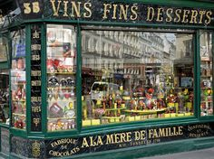 Paris, FranceThe next time you're in Paris, make a point to stop by À la Mère de Famille. Founded it 1761, it is the oldest confiserie in the city—and it shows (in a good way). As soon as you spot the iconic Belle Époque type on the storefront and the glass jars full of bonbons inside, you'll feel like you stepped straight into 18th-century Paris.