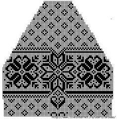View album on Yandex. Fair Isle Chart, Fair Isle Pattern, Crochet Pullover Pattern, Knit Crochet, Stitch Patterns, Knitting Patterns, Crochet Patterns, Knitting Designs, Knitting Projects