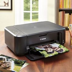 No matter the project, you can get it done with this All-in-One Printer, Copier and Scanner by Canon. Print in high-quality color or black and white in no time from your computer or over wireless. Shop now at wards.com.