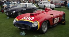 Precious stones on Pebble Beach for the annual Concours d'Elegance | Classic…
