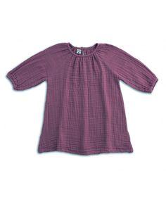 Numero 74 Tunic/Dress for mum Nina short dusty lilac