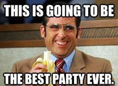 50 Most Funny Party Memes