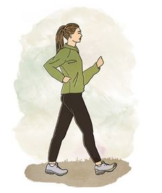 How to Walk: Dos and Don'ts, Plus Tips