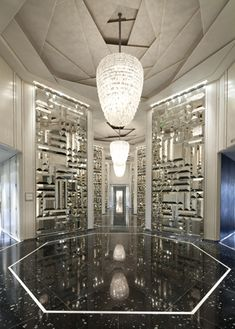 St. Regis Bal Harbour Resort & Residences, Florida designed by Yabu Pushelberg