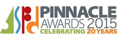 "TONETTIDESIGN selected as finalist for the ""Pinnacle Awards 2015"""