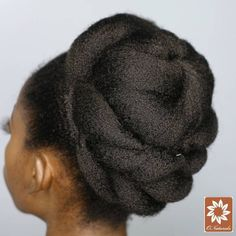 So much beauty in our natural hair Enjoy your hair - it is your own. Uniquely crafted and designed specially for you. Protective Hairstyles For Natural Hair, Natural Hair Braids, Natural Afro Hairstyles, Short Hair Updo, African Hairstyles, Girl Hairstyles, Curly Hair Styles, Gorgeous Hairstyles, Hair Ponytail
