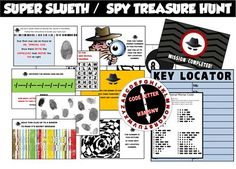 Annual Pack Campout??? Spy/CSI (Cub Scout Investigators)     http://www.queen-of-theme-party-games.com/spy-party-games.html