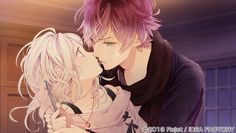Ayato Sakamaki / Yui Komori【Diabolik Lovers Haunted Dark Bridal】