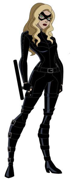 DCAU/CW: Black Canary by AMTModollas